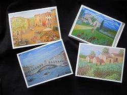 4 Italian Cards thumbnail