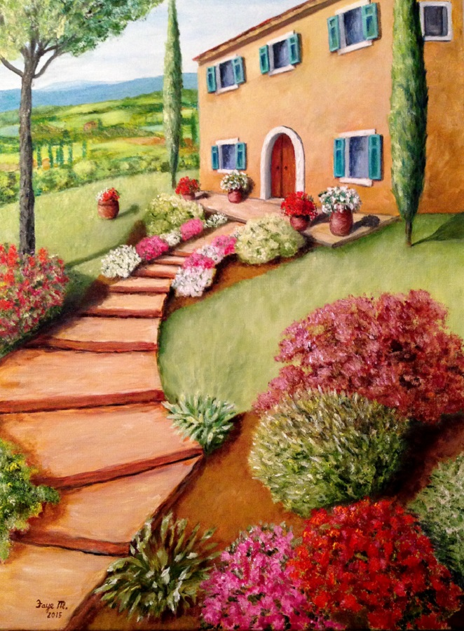 Bella Passeggiata (Beautiful Walk)