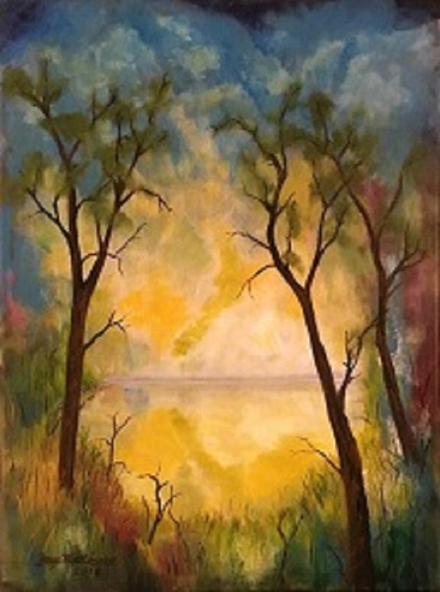 Impressionist Sunrise