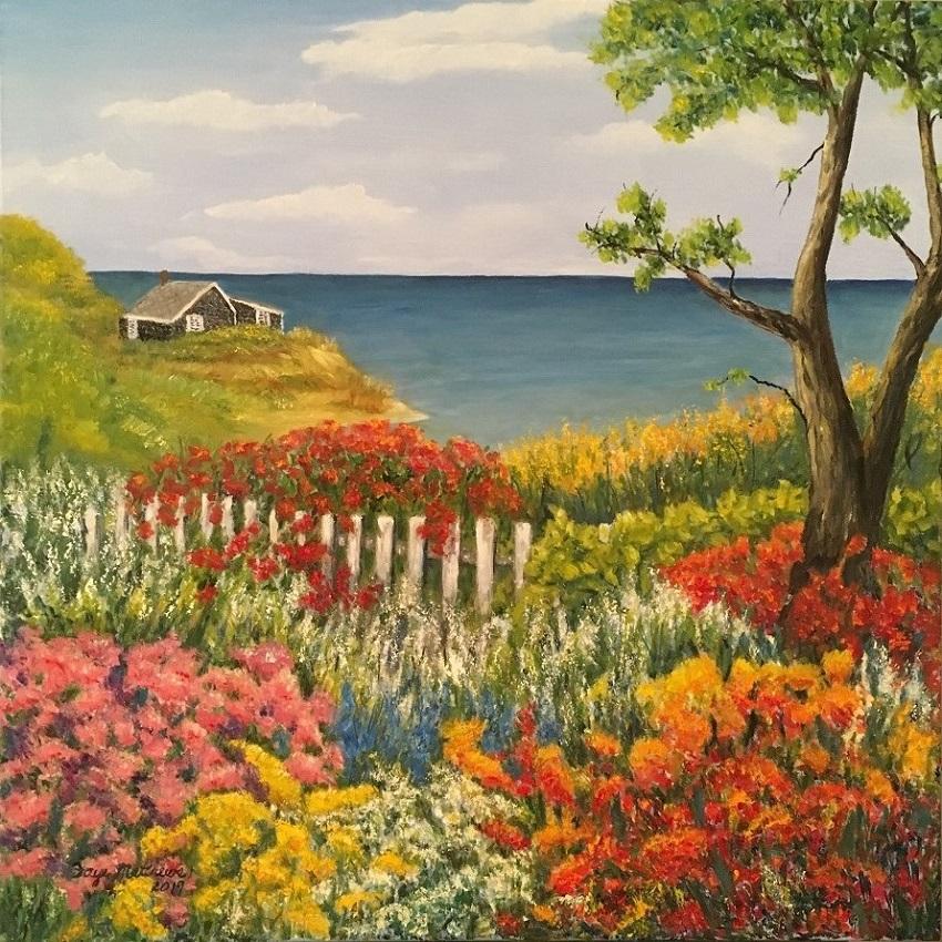 Oceanside Garden